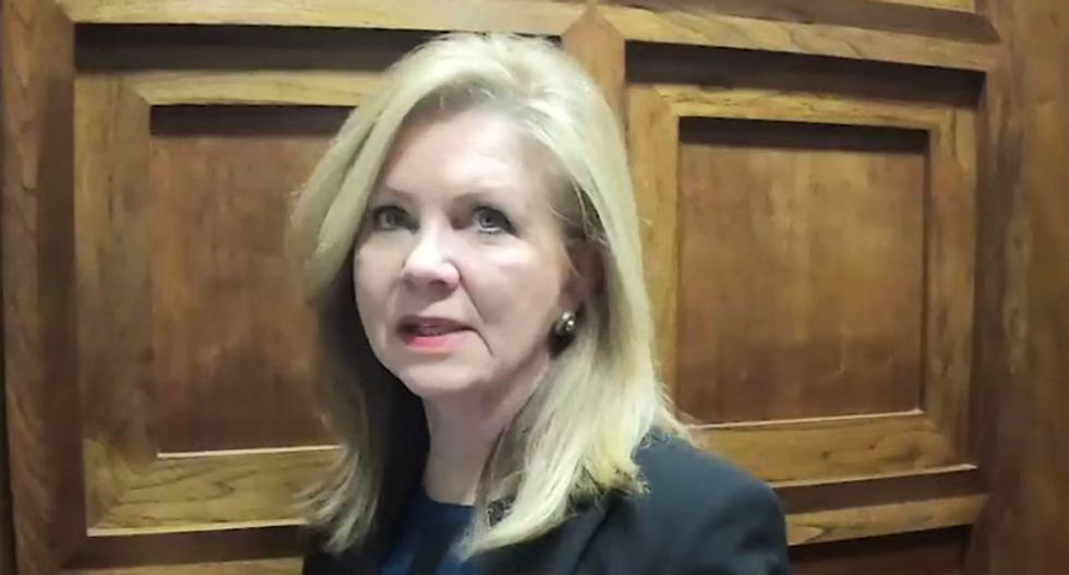 Marsha Blackburn roasted for sliming Lt Col Vindman for testifying: 'You need to be removed from office'