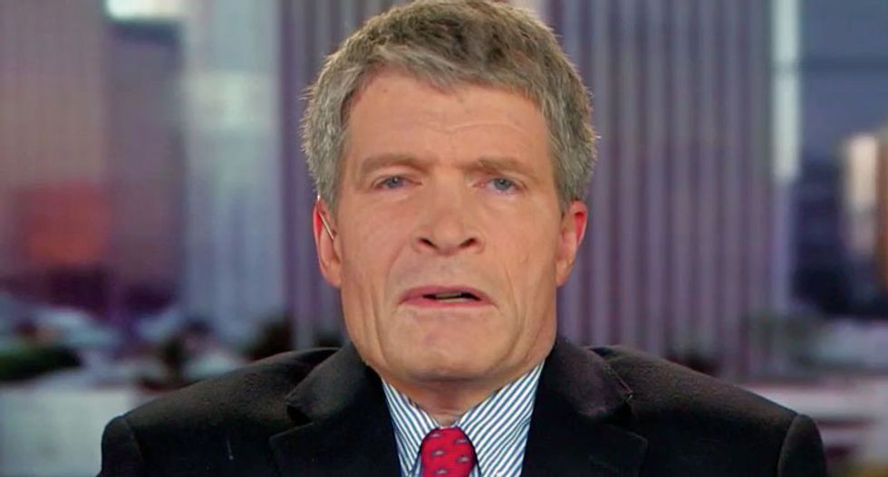 'Dangerous situation': Bush ethics chief Richard Painter says Trump must be impeached -- and Bill Barr with him