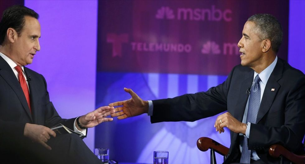 Obama slams Jeb Bush: He should ask John Boehner why there's no immigration reform