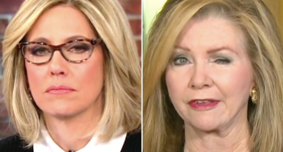 CNN anchor left speechless after GOP lawmaker claims gutting ethics panel is 'draining the swamp'