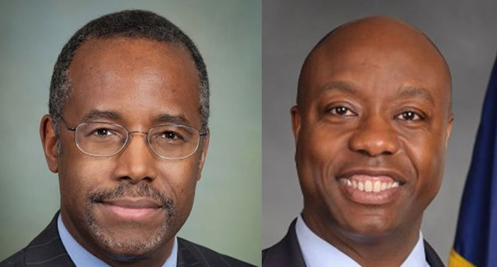 Official CPAC mobile app can't tell convention's only two black featured speakers apart