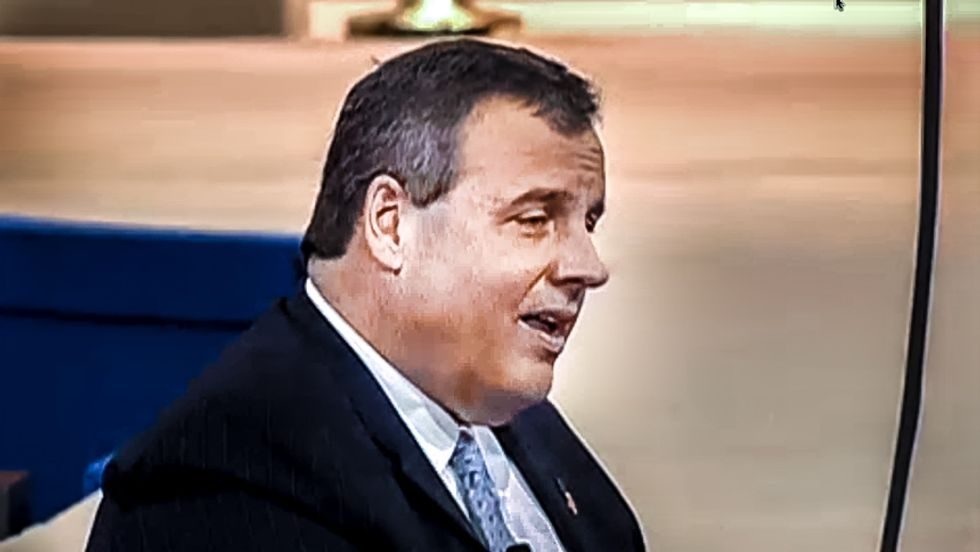 Almost 70 percent of NJ voters think Chris Christie 'would not make a good president'