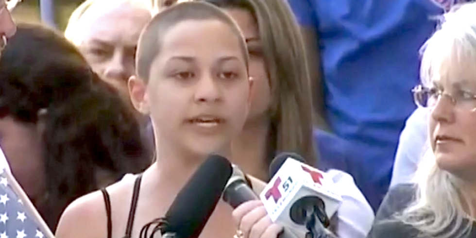 WATCH: Teen Parkland survivor tears into Trump, Republicans and the NRA in electrifying statement