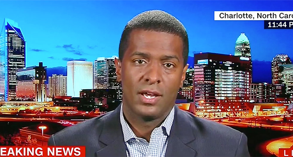 Trump lacks the 'basic intellect' to understand he shouldn't interfere with DOJ investigations: CNN's Bakari Sellers