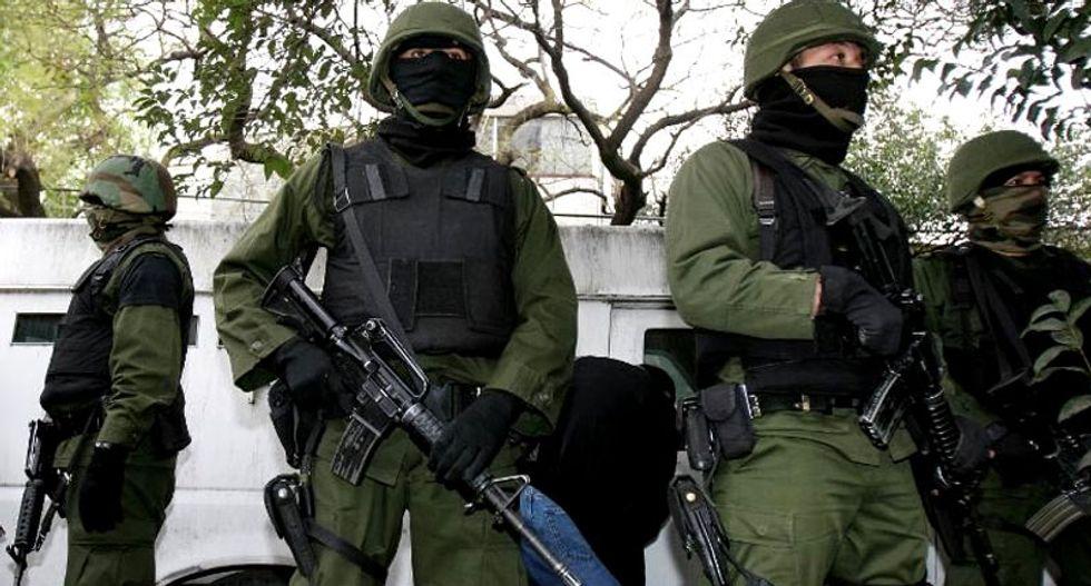Mexico captures Knights Templar drug cartel leader