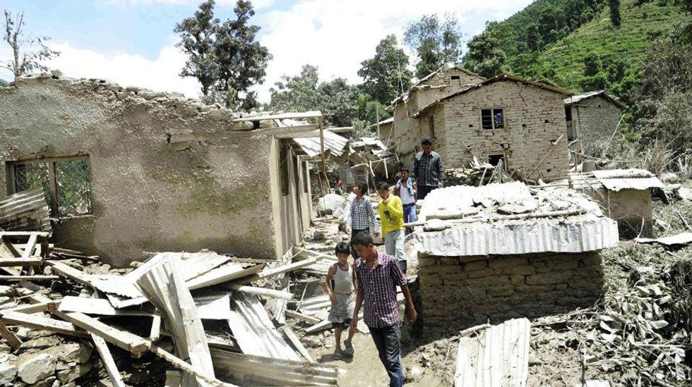 Nepal warns 'no hope' of finding landslide survivors