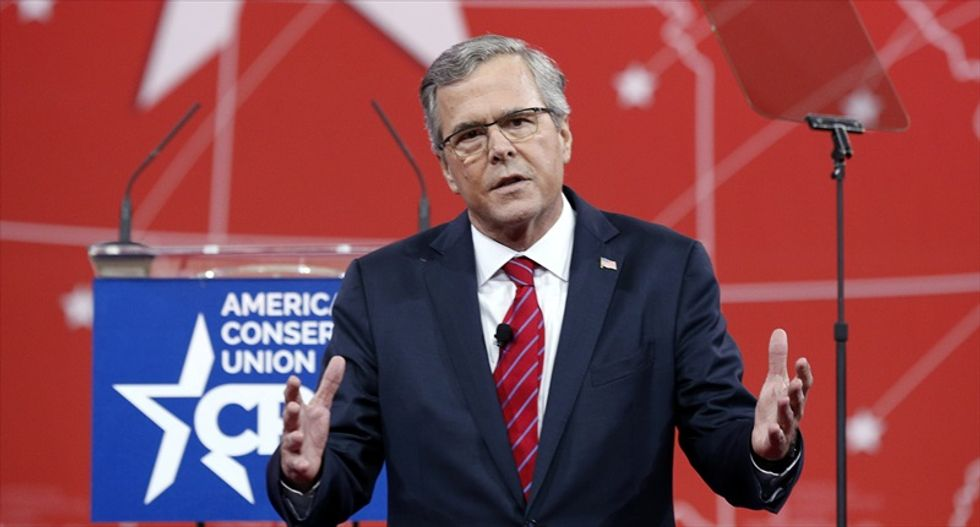 Jeb Bush tells skeptical CPAC crowd: Consider me your 'second choice'
