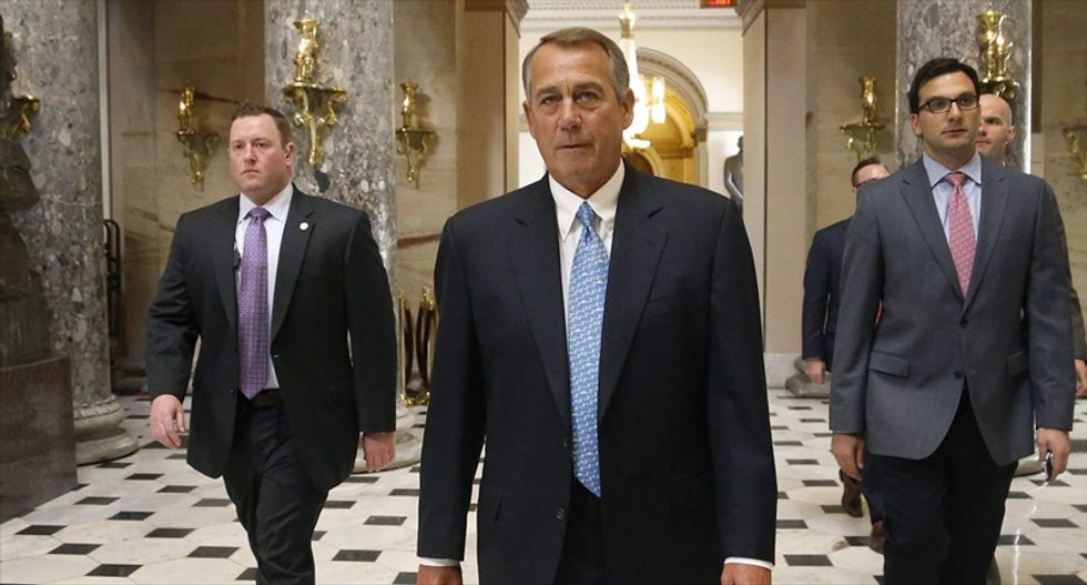 House GOP fails to pass Homeland Security funding bill, setting up agency shutdown
