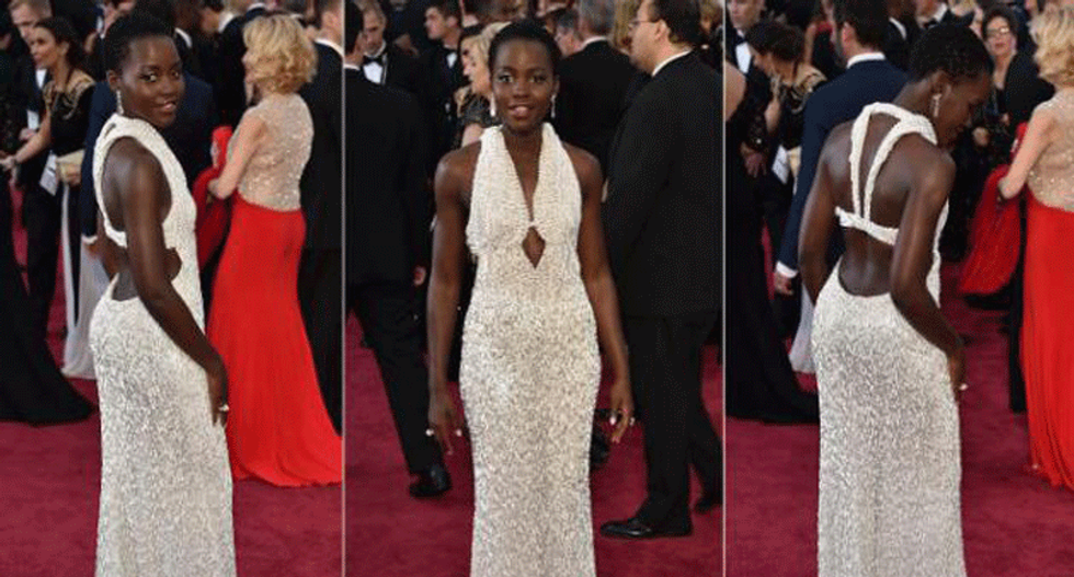 Police recover pearl gown stolen from movie star Nyong'o