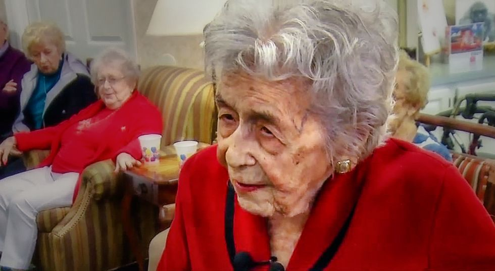 Ohio woman celebrates 108th birthday but faces loss of home because she 'outlived all her assets'
