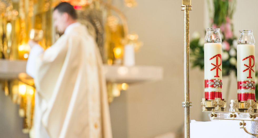 Priest organized orgies in his rectory and pimped out women: police