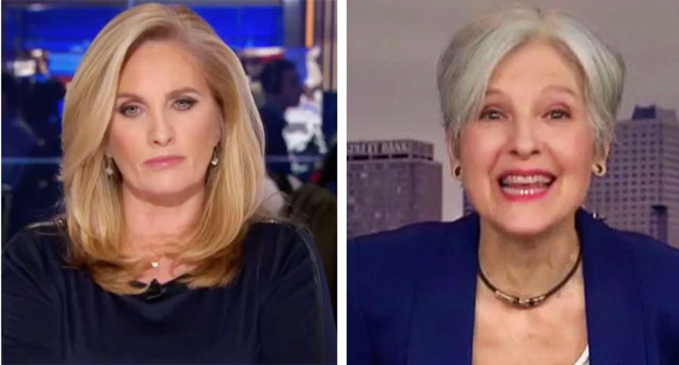 WATCH: Jill Stein comes unglued when asked about her visit to Russia in bonkers MSNBC interview