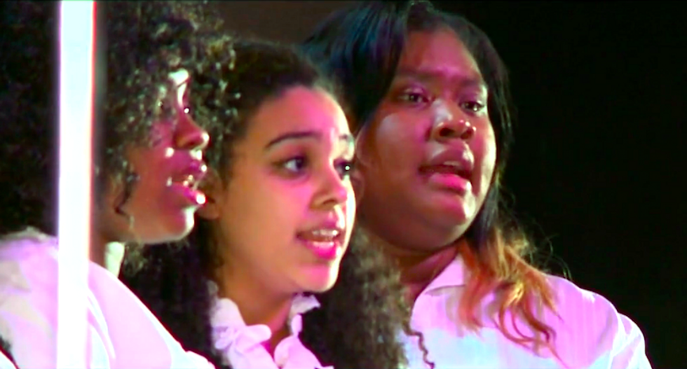Students protest school's decision to censor N-word from their 'Ragtime' performance