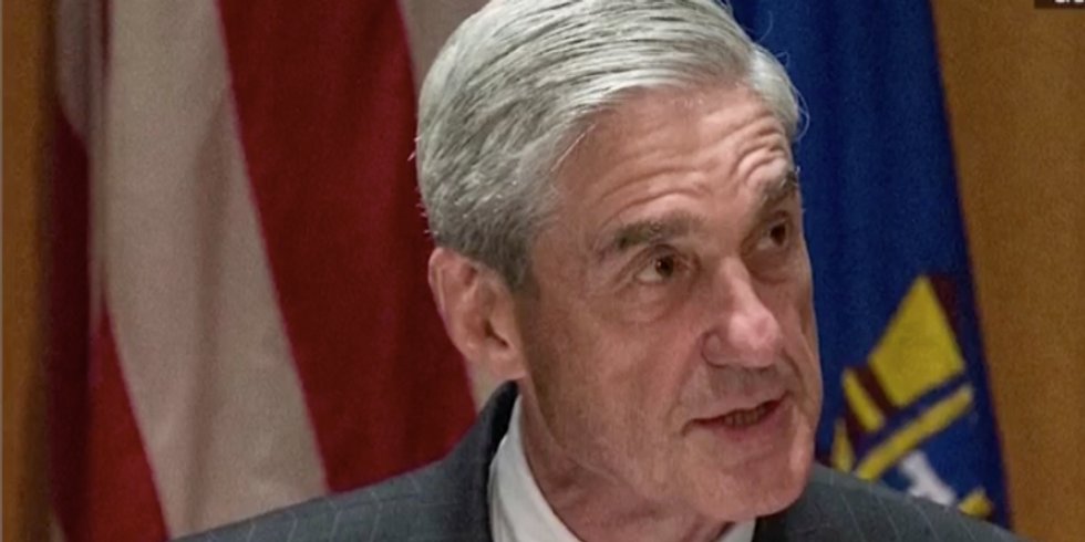 Special counsel Robert Mueller just filed a new 3,000-word sealed motion in secret subpoena case