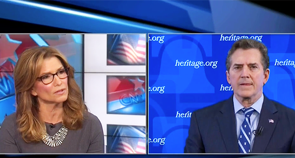 CNN host humiliates former GOP senator for claiming any good news about Obamacare is 'fake'