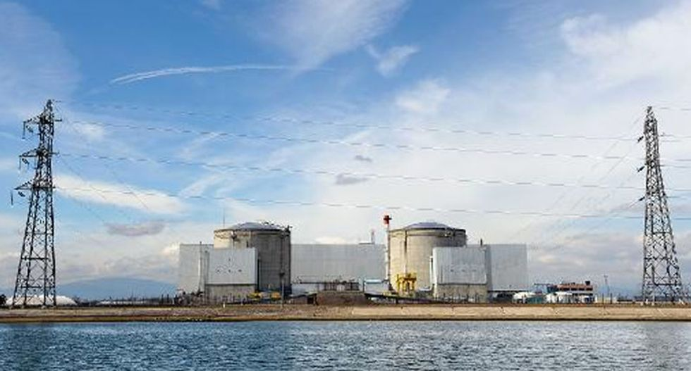 France shuts down oldest nuclear power plant due to pipe defect