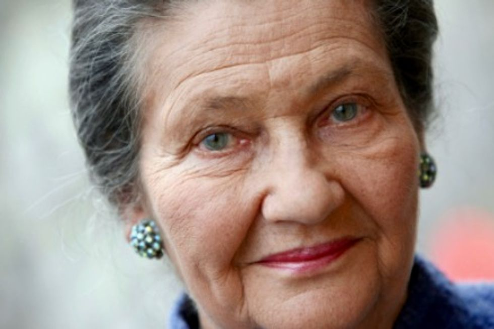 French rights icon Simone Veil set for rare Pantheon burial