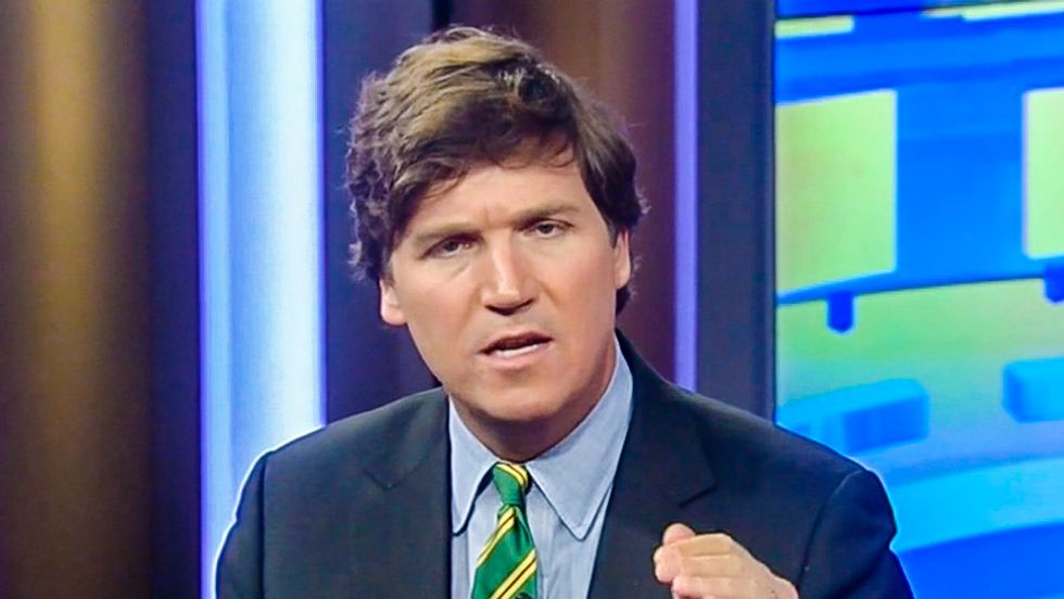 Tucker Carlson: 'I would love to see an SNL sketch like making fun of transgender bathrooms'