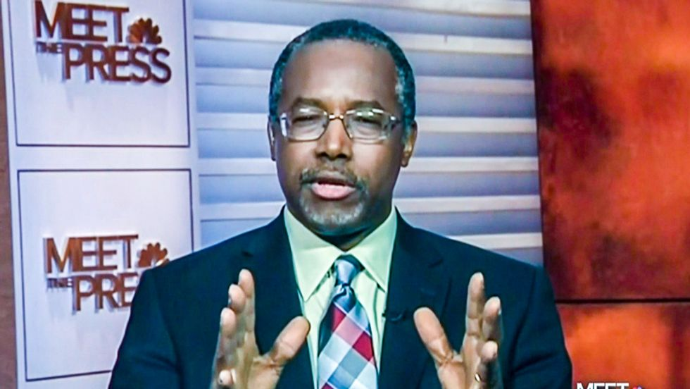 Ben Carson: Religion is needed to interpret science because 'maybe it's just propaganda'