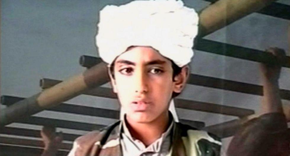 US puts bin Laden's son on terror blacklist