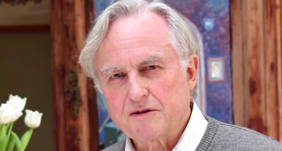 Richard Dawkins explains: Homosexuality didn't evolve as natural population control