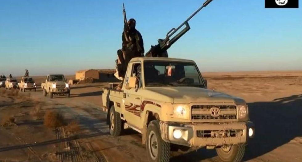Two California men plead not guilty of seeking to help Islamic State