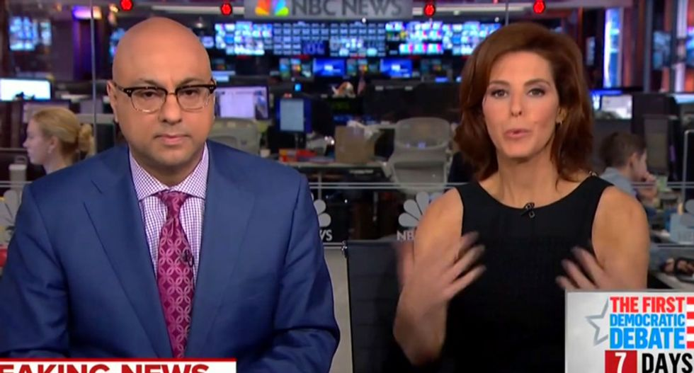MSNBC's Stephanie Ruhle unloads on Democrats for letting Hope Hicks testify behind closed doors