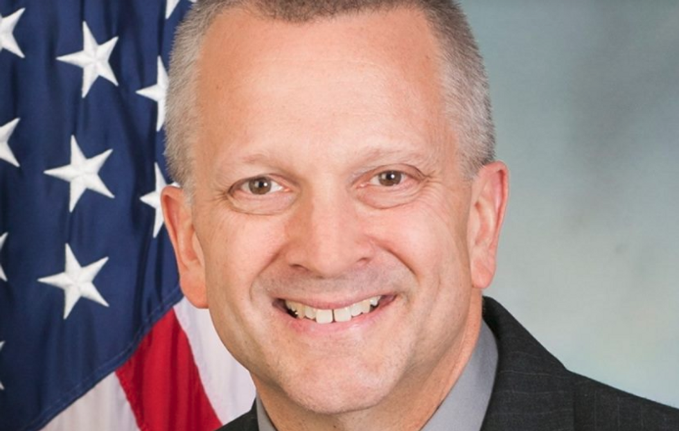 Constituents bury GOP lawmaker after he mocks anti-gun student protesters on Facebook