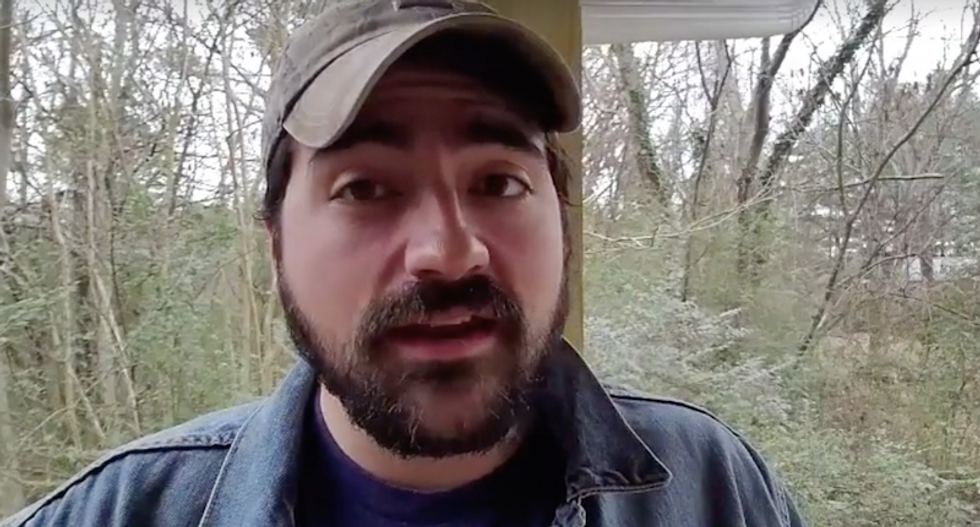 'Liberal Redneck' Trae Crowder slams 'out of control' Minneapolis cops for acting like 'hitmen from gangster movies'
