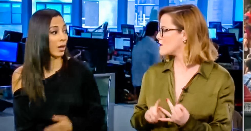 'People died': Angela Rye shuts down S.E. Cupp for being flippant during Parkland shooting discussion