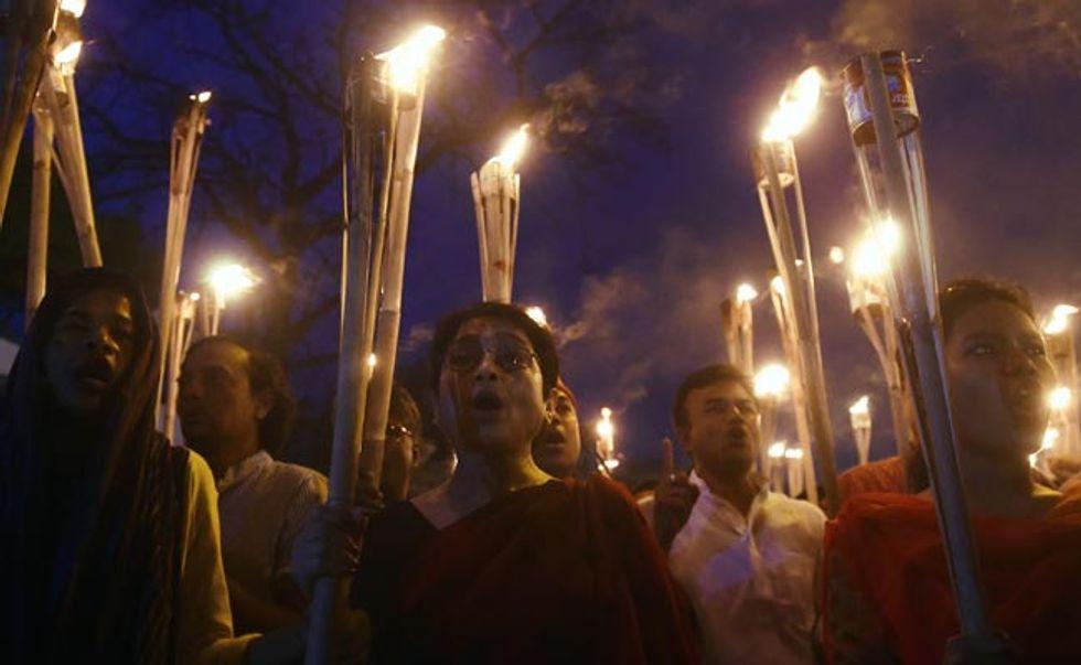 Atheist blogger Avijit Roy knew returning to Bangladesh was risky -- but still went
