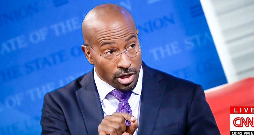 Van Jones warns Dems not to fall for Trump's speech: 'He was selling sweet tasting candy with poison in it'