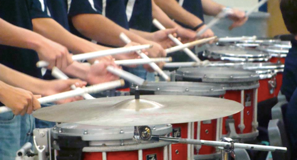 'Louisiana's most racist high school' sending its marching band to Trump inauguration