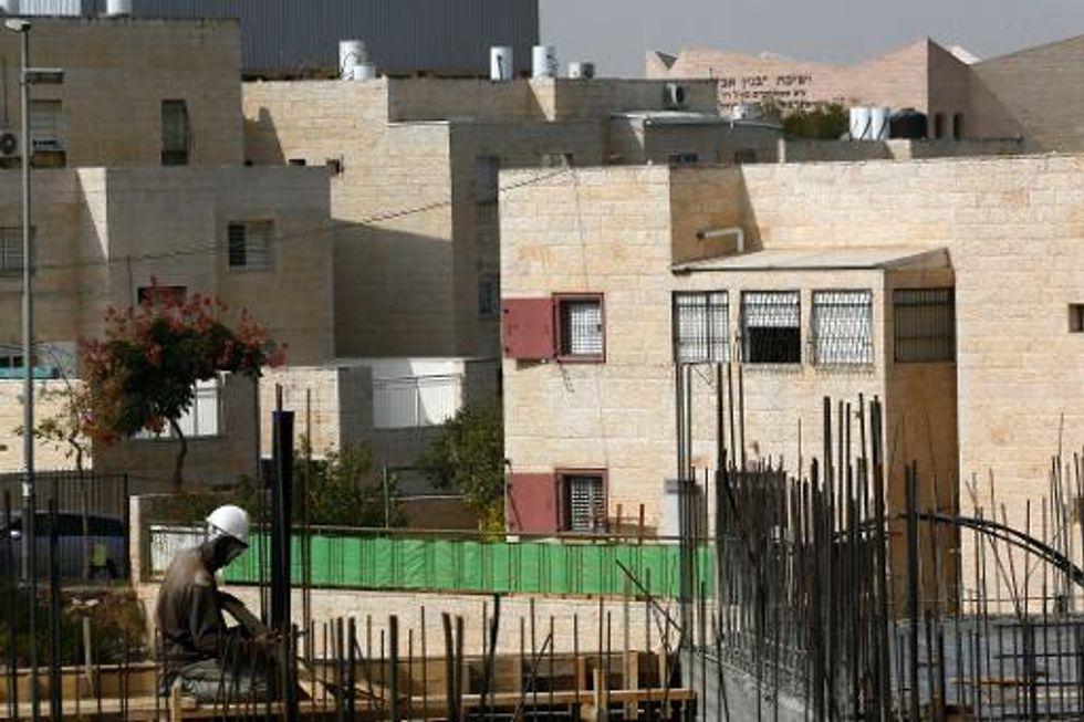 U.S. to demand 'partial Israeli settlement freeze' in West Bank