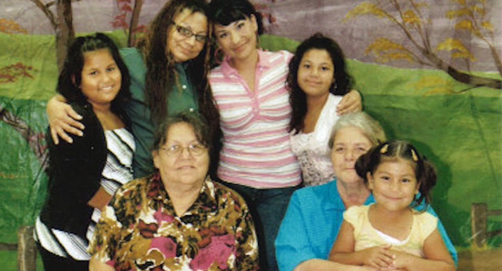 This Lakota Sioux woman and her family might be screwed under Trump unless Obama takes action—now