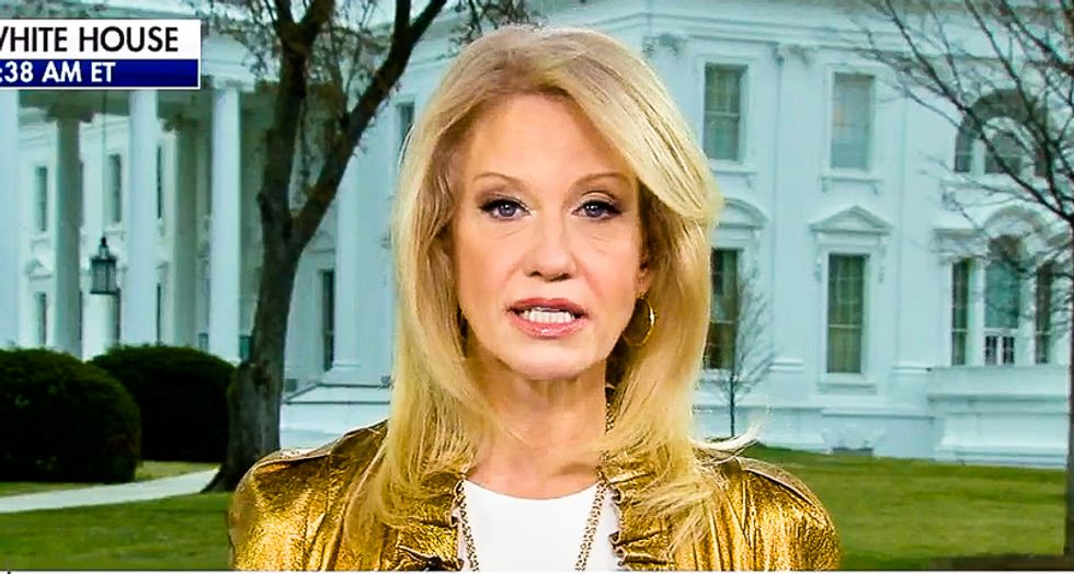 Kellyanne Conway says Senate should hear Kavanaugh accuser: 'This woman should not be ignored'