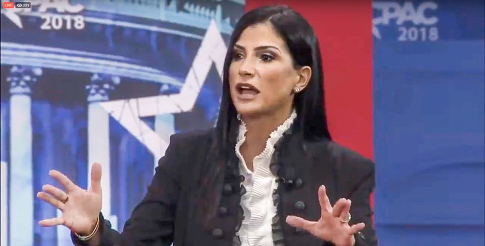'Burn her': NRA spokesperson Dana Loesch claims she needed guns at CNN town hall because they wanted to kill her