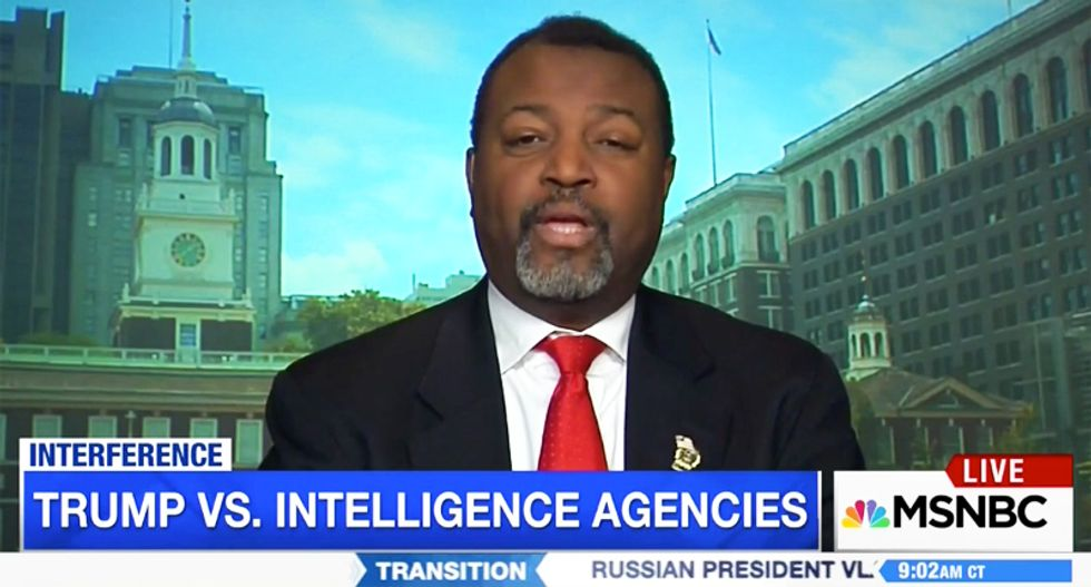Security analyst: Trump nominee Mike Flynn should step aside until Russia questions are resolved