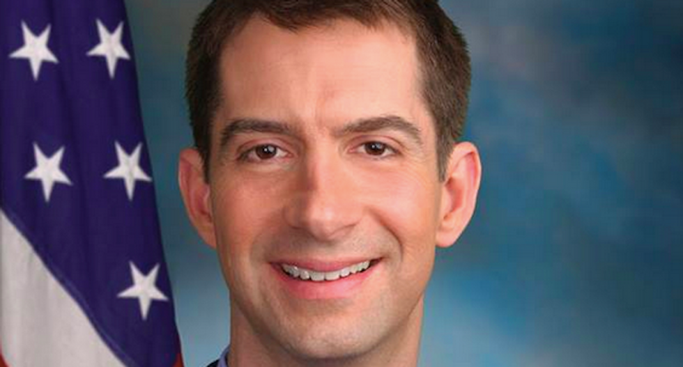 Here are 10 horrifying facts about one of the worst bullies in the Senate -- Tom Cotton