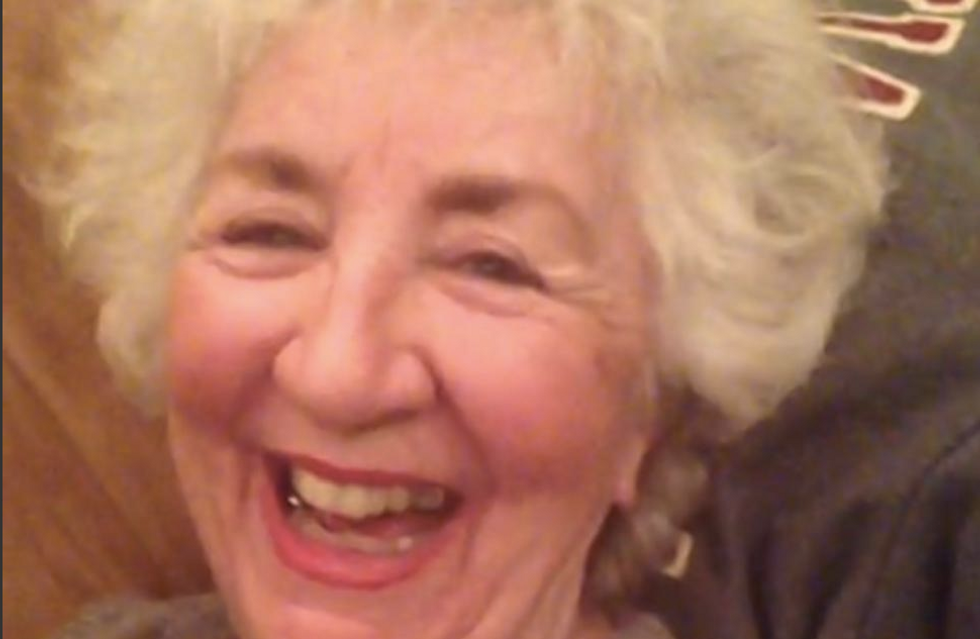 WATCH: Racist Oklahoma fraternity's house mother giggles as she says N-word over and over