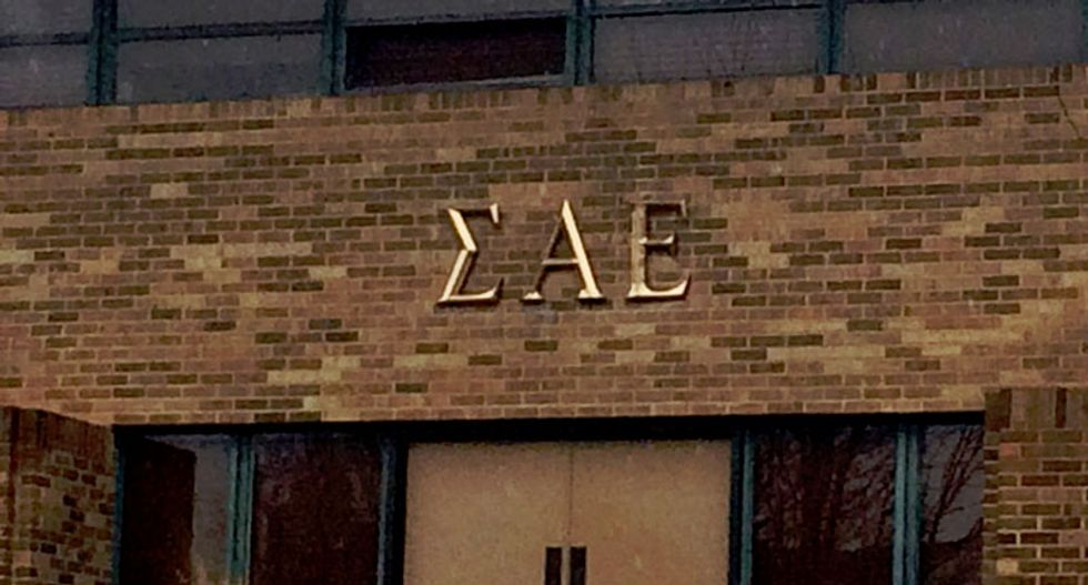 Sigma Alpha Epsilon fraternity pledges to root out discrimination after racist chant
