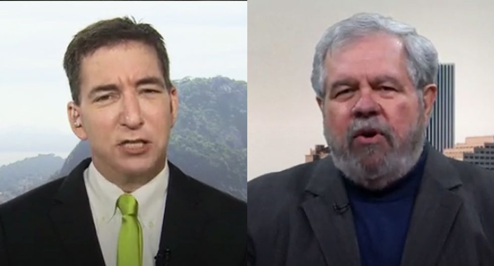 Glenn Greenwald vs. David Cay Johnston on Trump-Russia ties, obstruction and more
