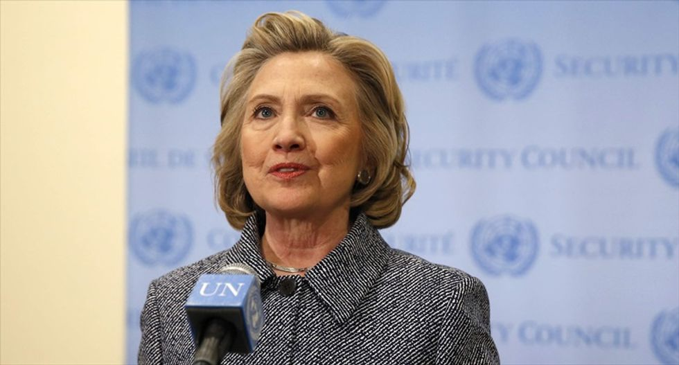 Hillary Clinton: I used personal email 'as a matter of convenience'