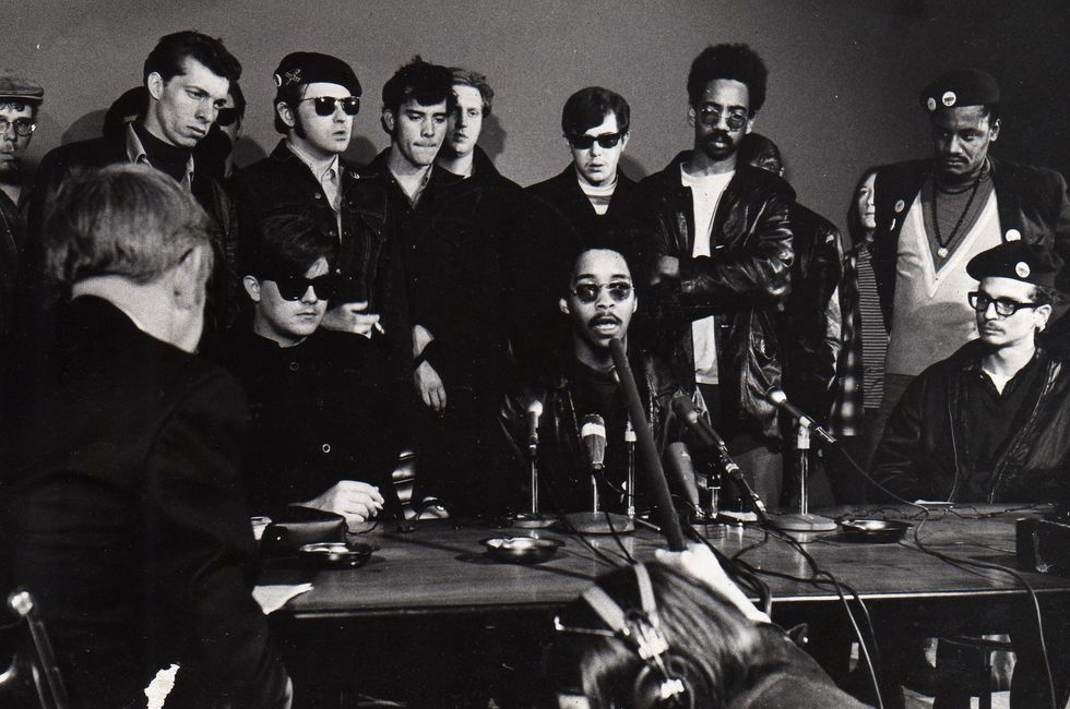 Chicago 1969: When Black Panthers aligned with Confederate-flag-wielding, working-class whites