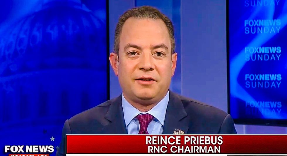 'There's no reason': Reince Priebus claims background checks on Trump's cabinet are a waste of time