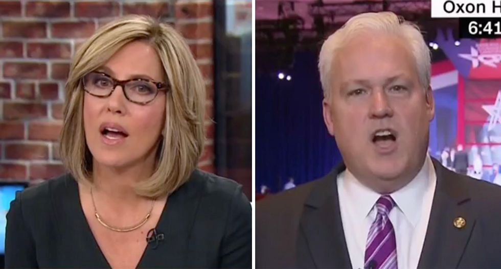 WATCH: CNN's Camerota batters CPAC founder over LaPierre's vicious attack on gun control advocates