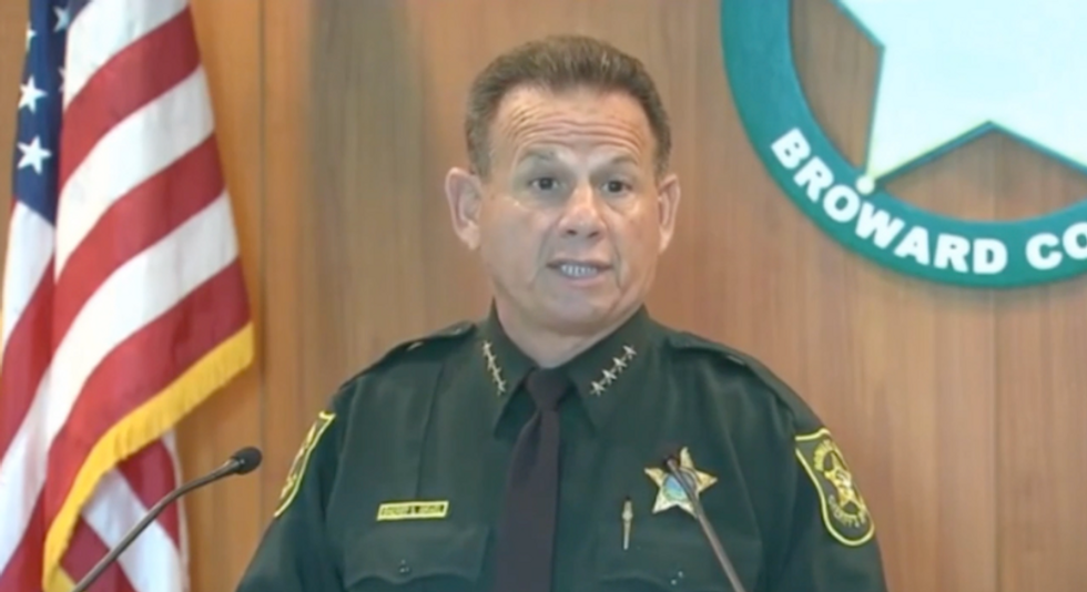Armed sheriff's deputies now guarding home of officer who hid outside during Parkland massacre