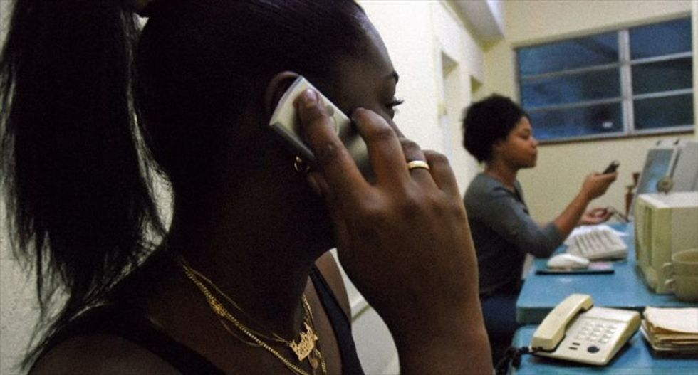 Cuban phone officials say ability to call to and from U.S. has been re-established