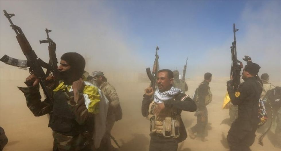 Iraqi troops enter Tikrit after 10-day push against Islamic State