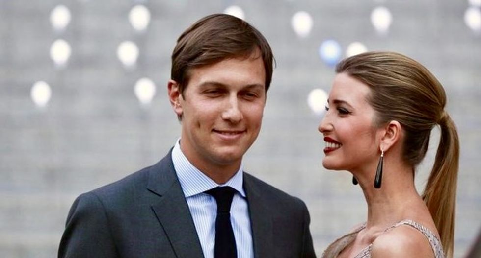 New drama for Jared Kushner -- in a family familiar with controversy